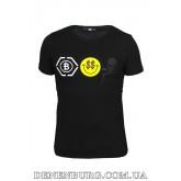 Футболка мужская LAGOS 21-20624 чёрная