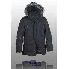 Куртка мужская зимняя CITY CLASS 11155 OP чёрная