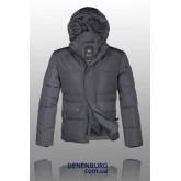 Куртка мужская зимняя BLACK LEOPARD WOLF D 12-6838 88-29 тёмно-синяя