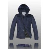 Куртка-пуховик мужская VENIDISE P 13025 синяя