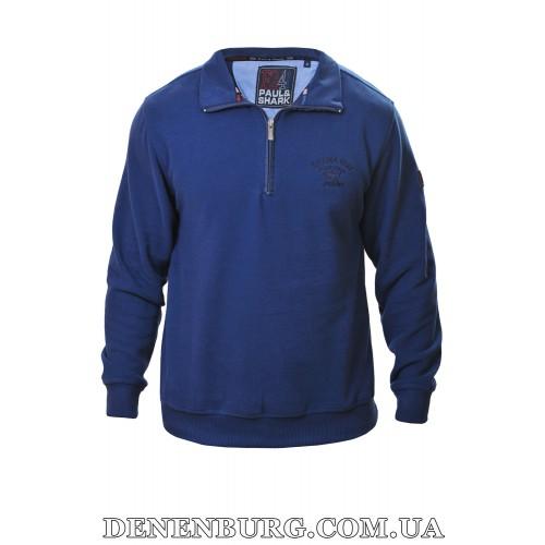Свитер-поло мужской PAUL & SHARK 18-625 синий