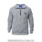 Свитер-поло мужской PAUL & SHARK 18-625 серый