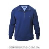 Свитер-поло мужской TOMMY HILFIGER 18-630 синий