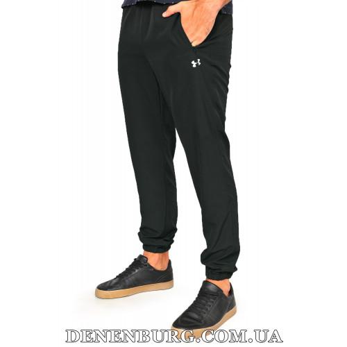 Штаны спортивные мужские UNDER ARMOUR 19-038 чёрные