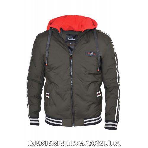 Куртка мужская еврозима BAIERAOFENG 19-1946 хаки