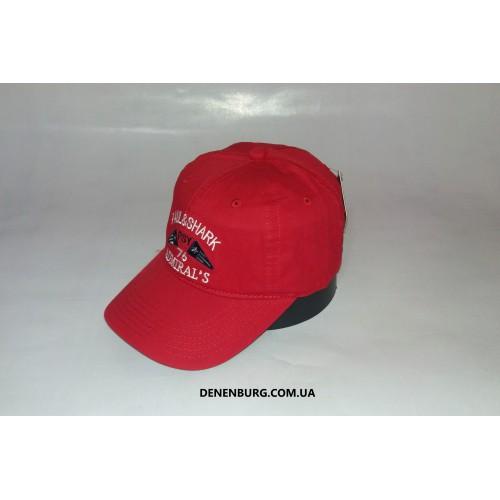 Бейсболка мужская PAUL & SHARK 19-2027 красная