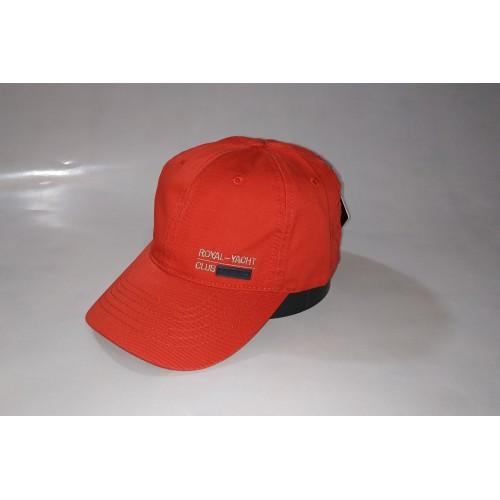 Бейсболка мужская PAUL & SHARK 19-2030 красная