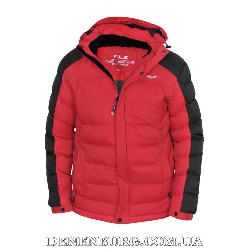 Куртка мужская зимняя RLZ 19-51801 красная