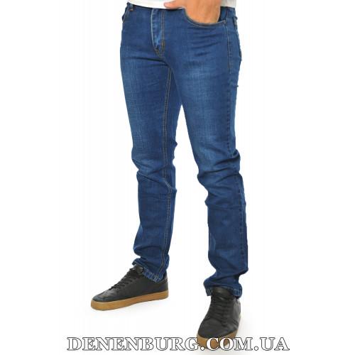 Джинсы мужские DISVOCAS 19-6021 тёмно-синие