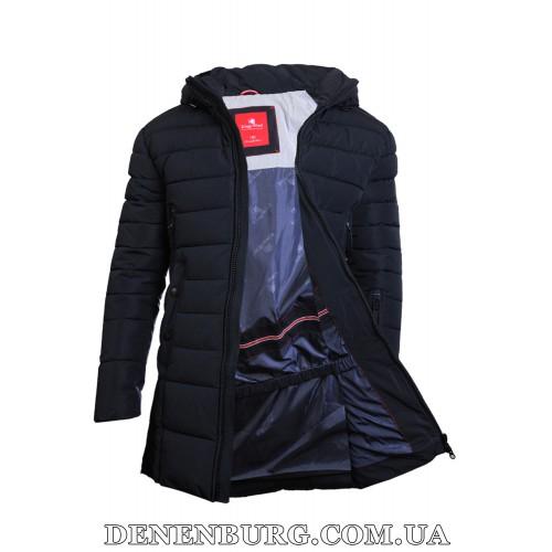 Куртка мужская зимняя KINGS WIND 19-6H12 тёмно-синяя