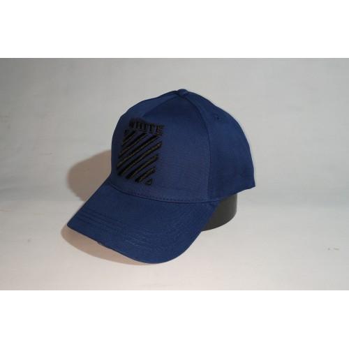 Бейсболка мужская OFF-WHITE 19-83 синяя