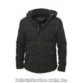 Куртка мужская зимняя HDGF 19-9933 чёрная