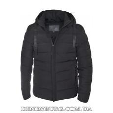 Куртка мужская зимняя HDGF 19-9978 чёрная