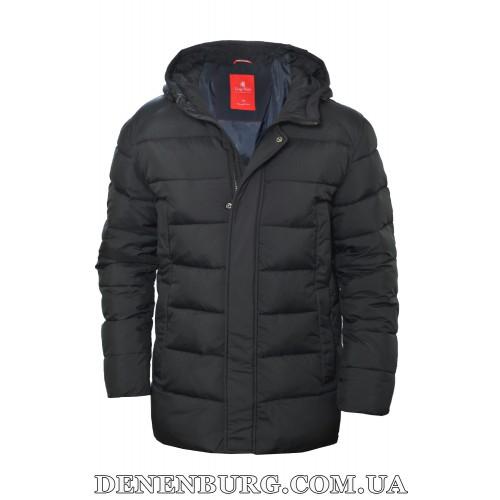 Куртка мужская зимняя KINGS WIND 19-L02 тёмно-синяя