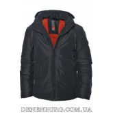 Куртка мужская зимняя MALIDINU 19-M-19765 тёмно-синяя