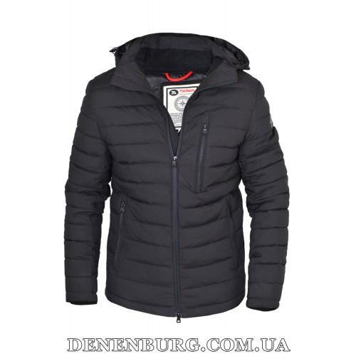 Куртка мужская зимняя TALIFECK 19-T321 (Z) чёрная