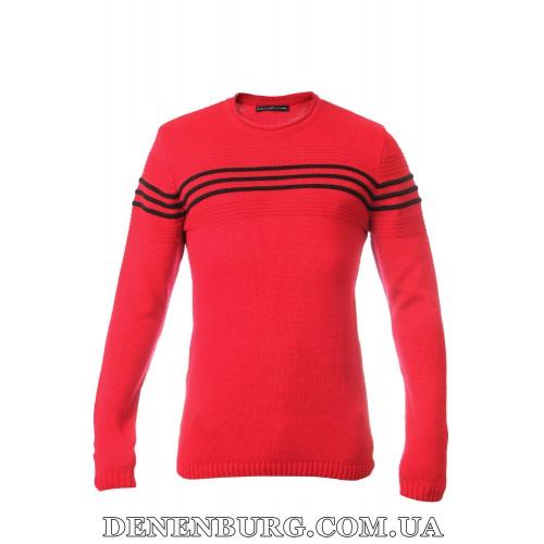 Свитер мужской LAGOS 1955 красный