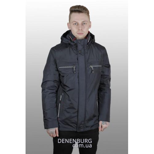 Куртка мужская демисезонная CORBONA 216-B030 тёмно-синяя