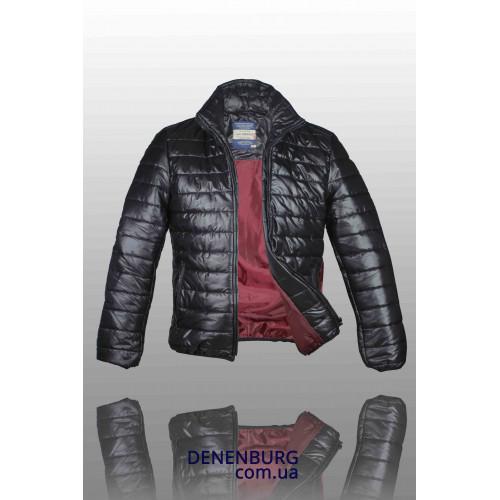 Куртка мужская демисезонная LORENZO 3113 чёрная