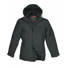 Куртка мужская зимняя VOYAGE 3333 чёрная