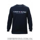 Лонгслив мужской TOMMY HILFIGER 3386B тёмно-синий
