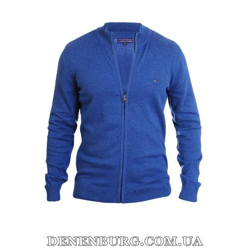 Кофта мужская TOMMY HILFIGER 3888 синяя