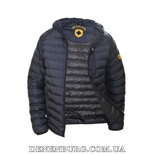 Куртка мужская демисезонная WELLENSTEYN 513-K тёмно-синяя