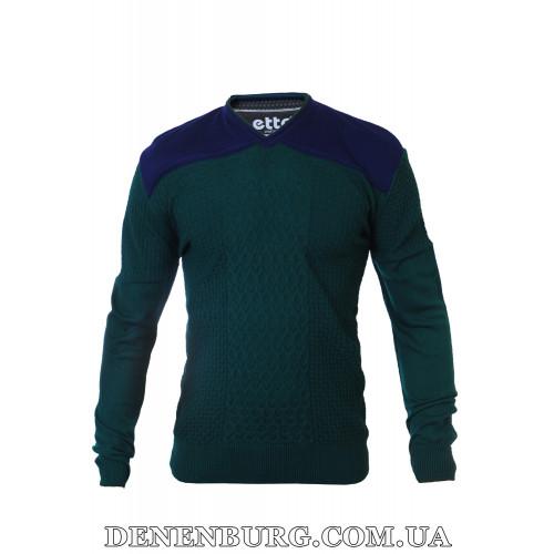 Свитер мужской ETTE 6012 зелёный