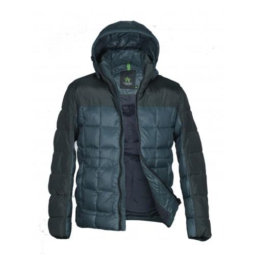 Куртка мужская зимняя TARORE 610 зелёная