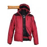 Куртка-пуховик мужская RLX 7181-606 красная