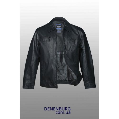 Куртка мужская демисезонная BAOF 67 чёрная