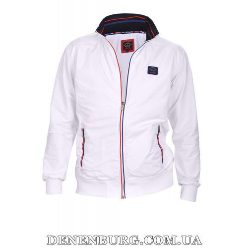 Костюм спортивный мужской PAUL & SHARK 6718 (B6718) белый