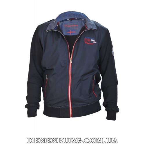 Костюм спортивный мужской PAUL & SHARK 6730 (B6730) тёмно-синий