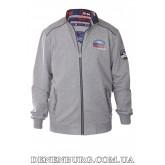 Костюм спортивный мужской PAUL & SHARK 6736 (6736B) серый