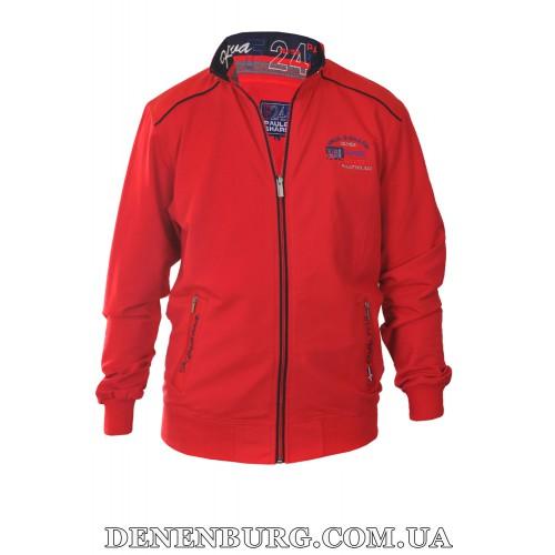 Костюм спортивный мужской PAUL & SHARK 6736 (6736B) красный