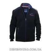Костюм спортивный мужской утеплённый PAUL & SHARK 6737 тёмно-синий
