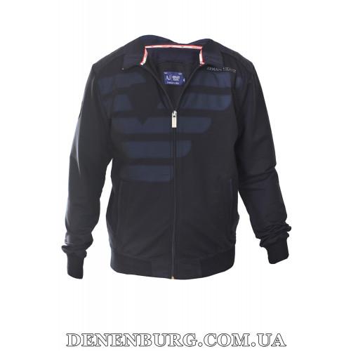 Костюм спортивный мужской ARMANI 6764 тёмно-синий