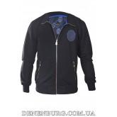 Костюм спортивный мужской BILLIONAIRE 6808 тёмно-синий