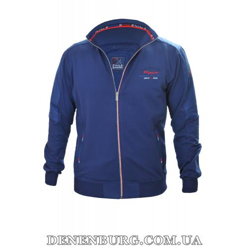 Костюм спортивный мужской PAUL & SHARK 6828 (6828B) синий
