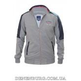 Костюм спортивный мужской PAUL & SHARK 6828 (6828B) серый