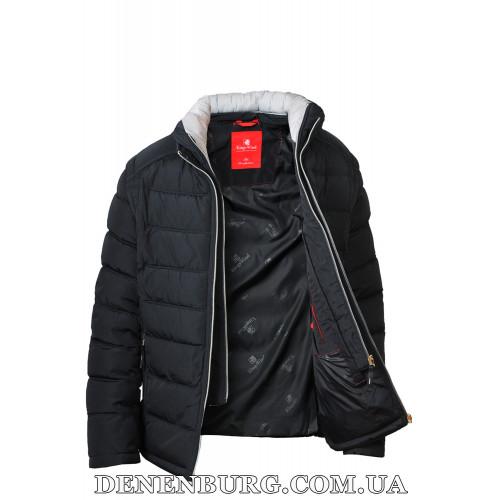 Куртка мужская зимняя KINGS WIND 6W77 тёмно-синяя