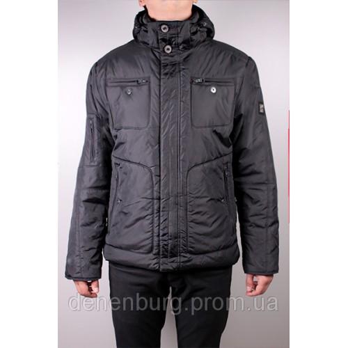 Куртка мужская зимняя TIGER FORCE TFA2107580 чёрная