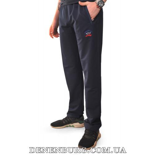 Штаны спортивные мужские PAUL & SHARK 803 тёмно-синие