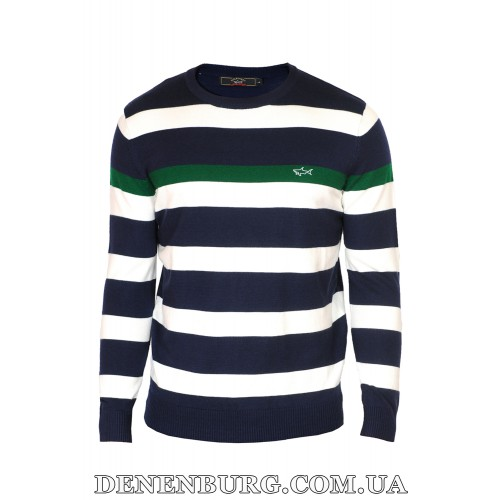 Свитер мужской PAUL & SHARK 8815 зелёный