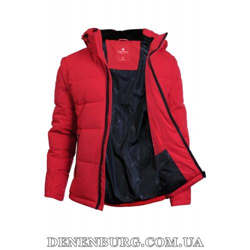 Куртка мужская зимняя KINGS WIND 8W43 красная