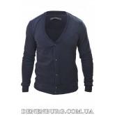 Кардиган мужской STEFANO RICCI 9224 тёмно-синий