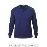 Свитер-поло мужской BRIONI 9440 синий