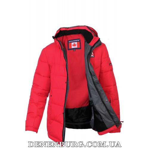 Куртка мужская зимняя CANADIENS 20-CAN17-20 (BT) красная