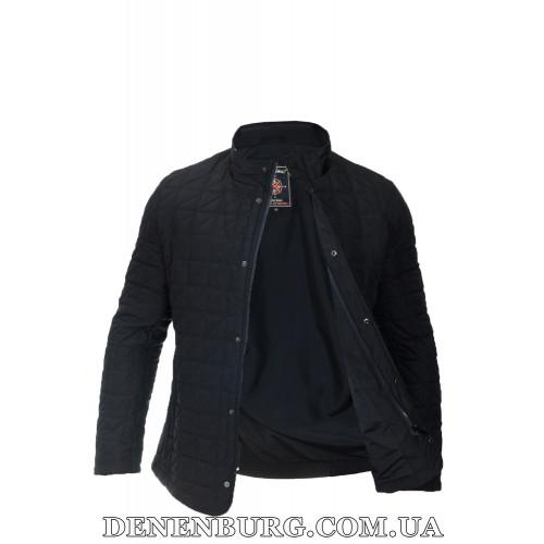 Куртка мужская демисезонная MALIDINU MC-18169 (B) тёмно-синяя
