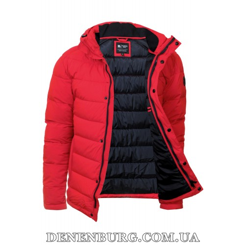 Куртка мужская зимняя TALIFECK T-027A (Z) красная